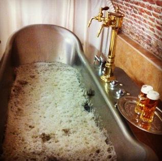 אמבטית בירה